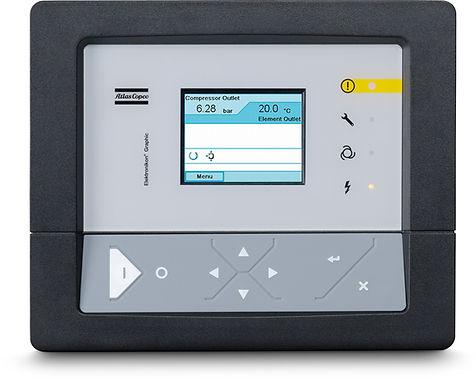 elektronikon graphic front compressor -