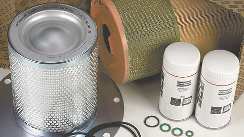 Filter and oil separator maintenance kit