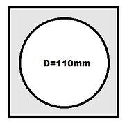 dm 110mm