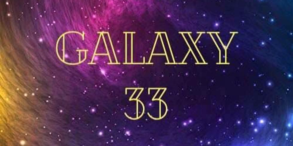 LIVE MUSIC: Galaxy 33