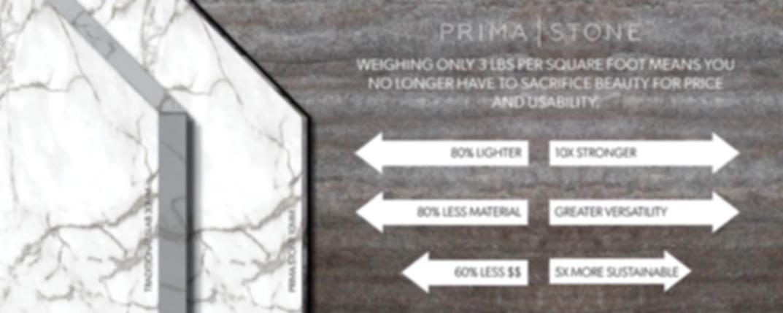 PRIMA STONE VS TRADITIONAL SLAB COMPARISON