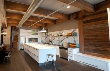 10 Industrial Kitchen Designs to Inspire
