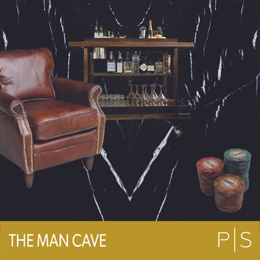 Parisian Influence vs. The Man Cave