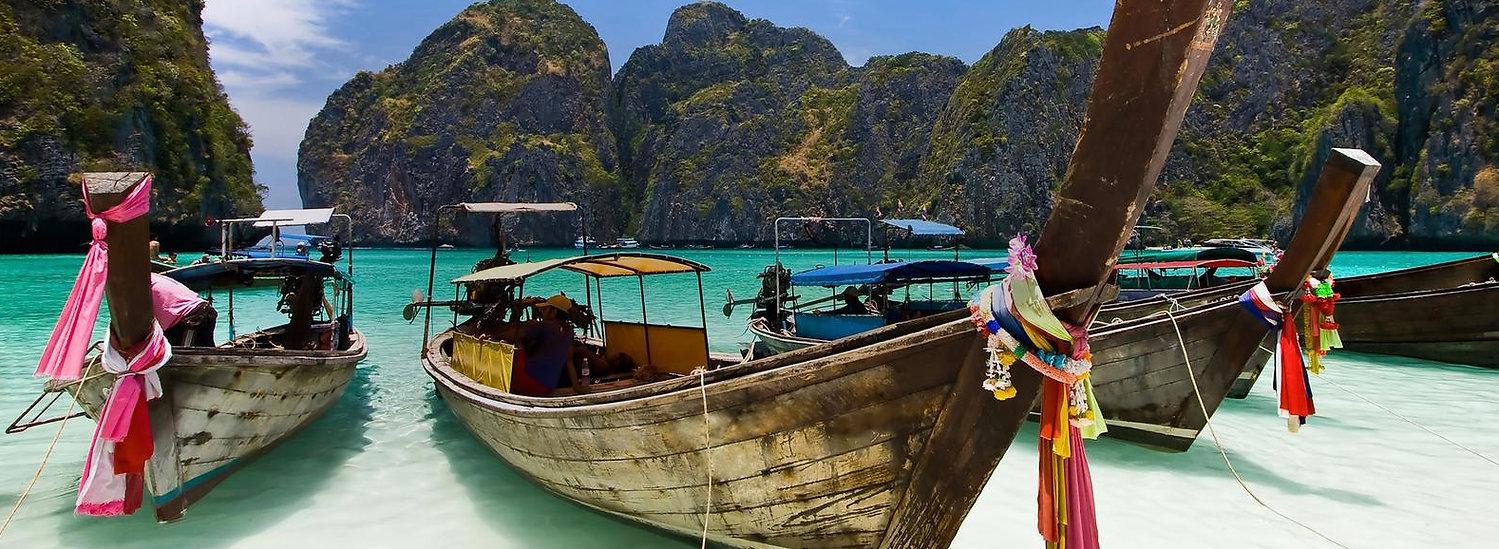 THAILAND WATER TUKTUK EXOTIC