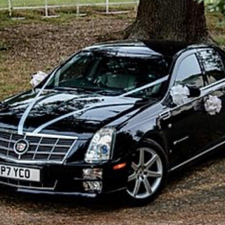 Cadillac STS The Beast