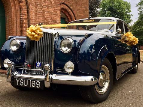 1962 Bentley S2 Obadiah (Obie)