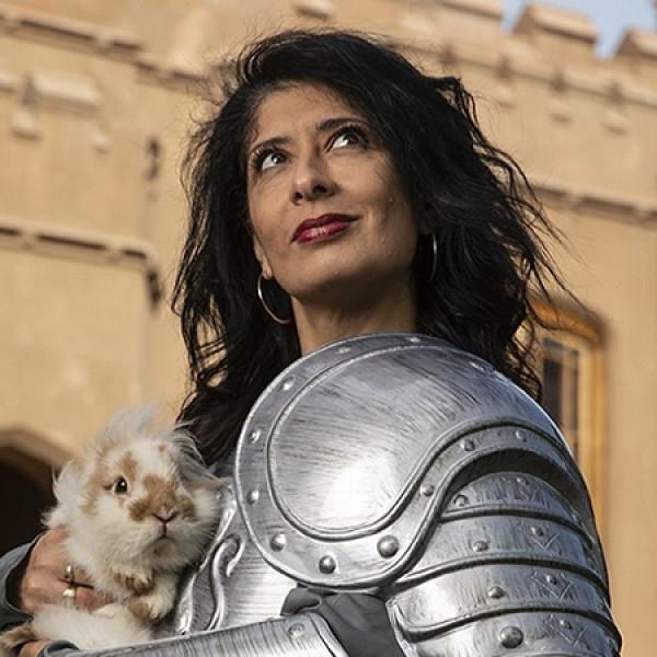 Shappi Khorsandi: Skittish Warrior - Confessions of a Club Comic