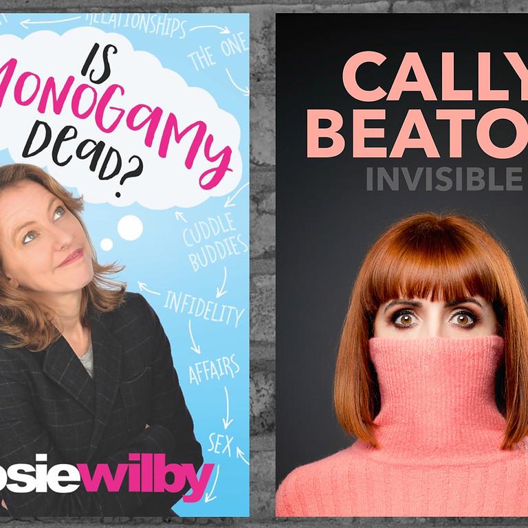 Kick-Ass Comedy: Rosie Wilby & Cally Beaton