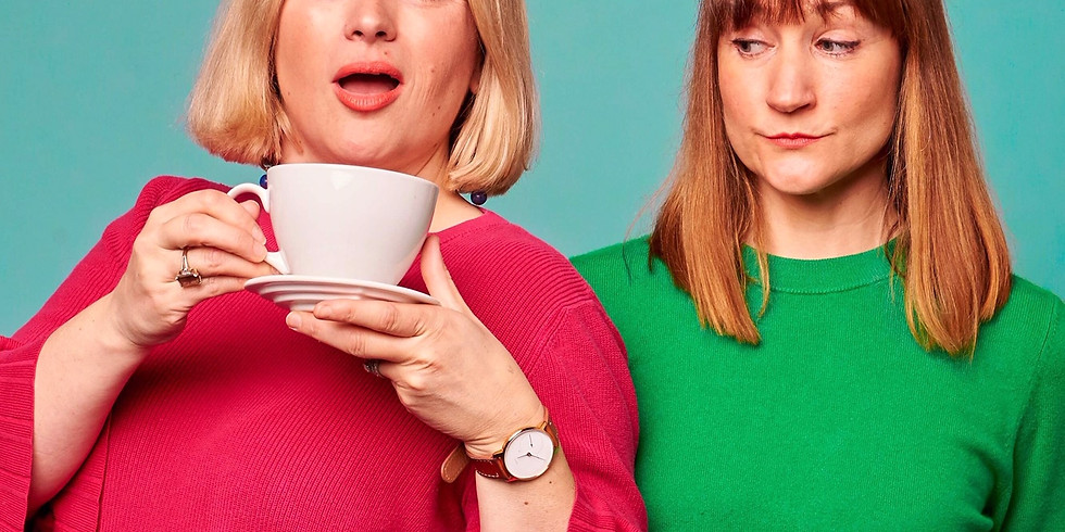 Kelly Ford & Naomi Wattis: Two Mums, One Cup (Work in Progress)