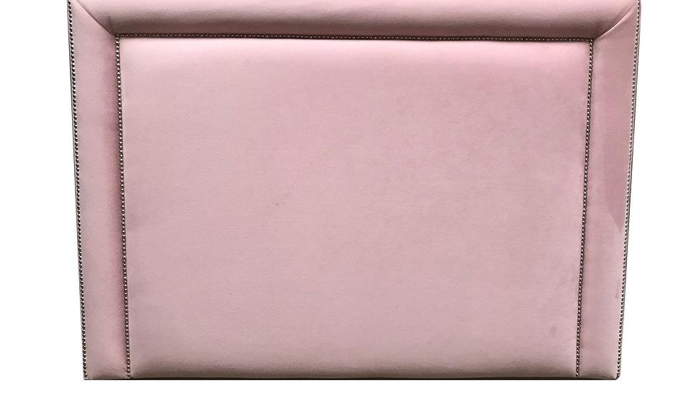 Powder Pink Headboard