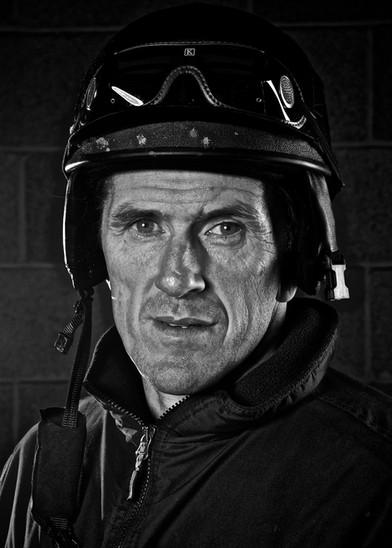 AP McCoy | Champion Jockey | Portrait | Wheatman Photography