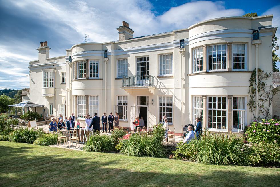 Glenfall House   Gloucestershire Wedding Photograher   wheatman photography   2