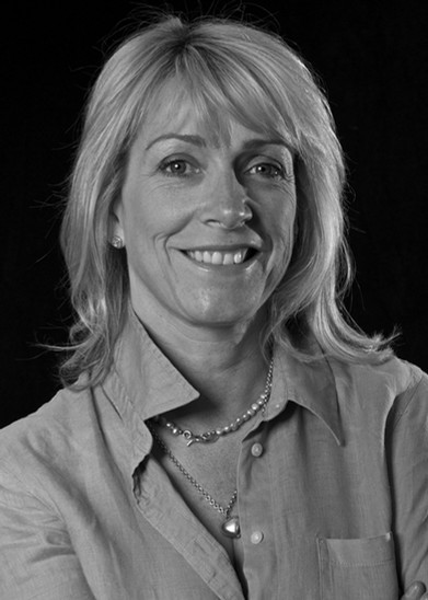 Jill Douglas - Sports Presenter - Portrait