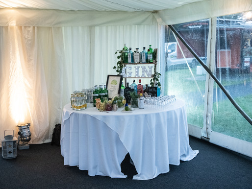 The Wedding Evening of Mr & Mrs Crisp - Cheltenham, 22nd September 2018
