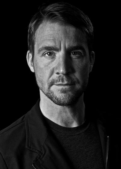 Leon Taylor - Olympic Silver Medalist Diver - Portrait