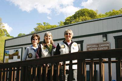 Visitor Center Status  - Mount Diablo