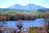 Watersheds of Mount Diablo