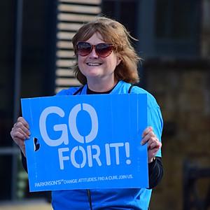 Parkinson's UK @ Great North Run