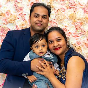 Arjun's First Birthday