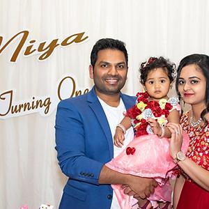 Niya's First Birthday