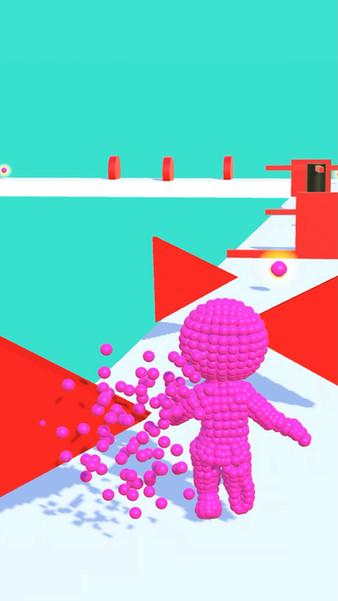 Pixel Blob Giant Runner