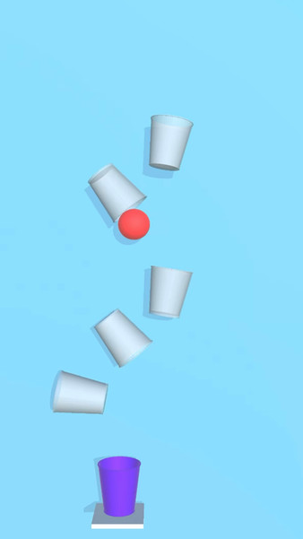 Drop It Right - Ball Puzzle