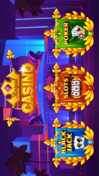 Royal Casino Slots & Cards