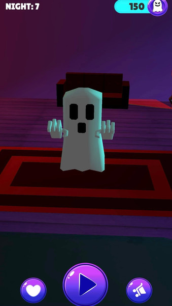Boo! Scare the Humans