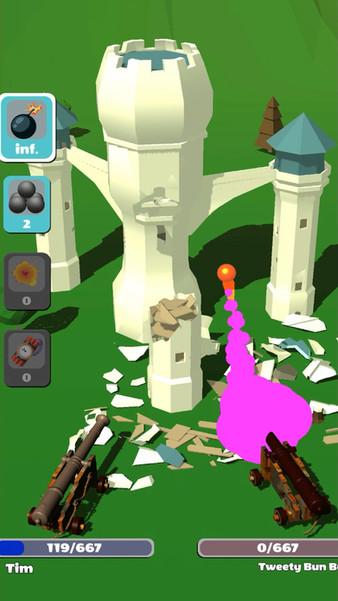 Cannon Castles