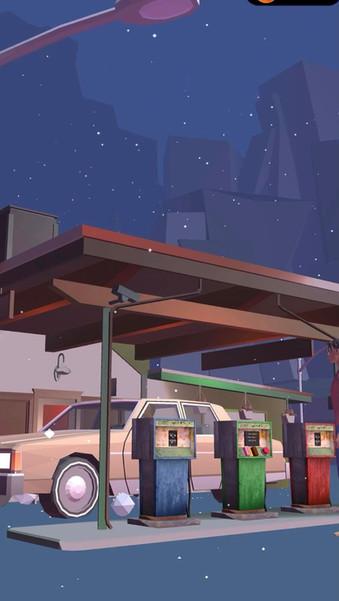 Gas Jockey - Pump Attendant