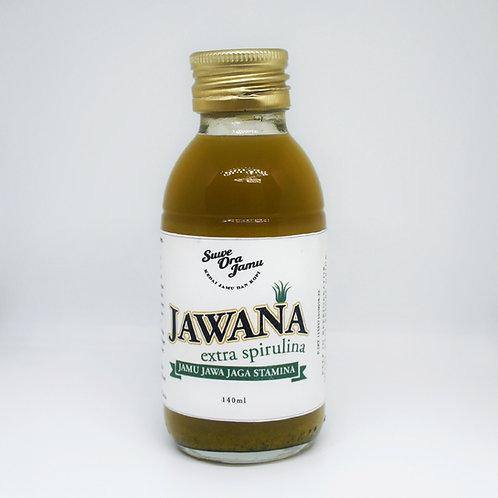 Jamu Jawana Spirulina