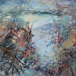 Estuary 01, Jessie Davies