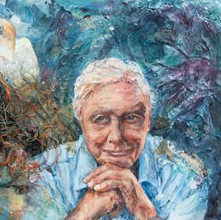 David Attenborough (Jessie Davies)