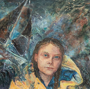 Greta Thunberg (Jessie Davies)