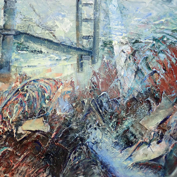 Estuary 03, Jessie Davies