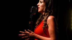 ESTER D'AMORE - Tra jazz, rnb e swing