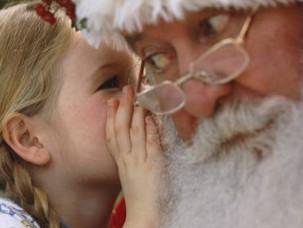 Mio figlio crede ancora a Babbo Natale