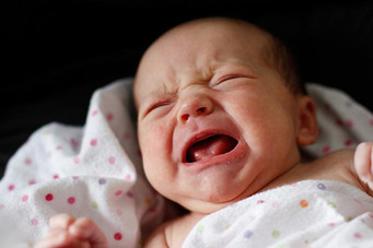 Quando spunta il primo dentino ad un bebè?