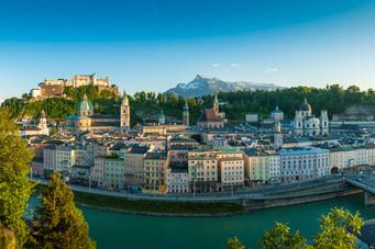 SLOVENIA - SALISBURGO - LAGO DI BLED