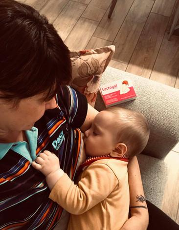 LACTOGAL® PLUS: un supporto per le mamme in allattamento!