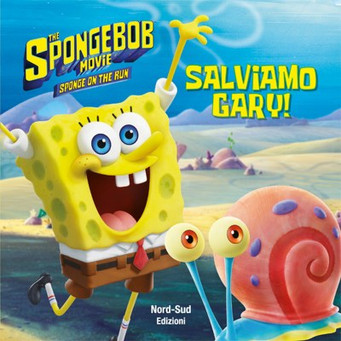 Spongebob - Salviamo Gary!