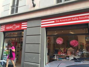 Apre a Milano Apple Pie.. la baby boutique americana
