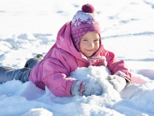 Bambini all'aria aperta quando fa freddo? E' il miglior modo per NON farli ammalare!