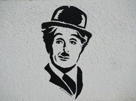 Charlie Chaplin: the art of silence