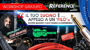 WORKSHOP gratuito Reference Cables