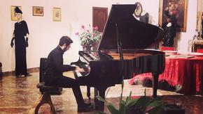 Marco Zàppia, il pianista Nebroideo