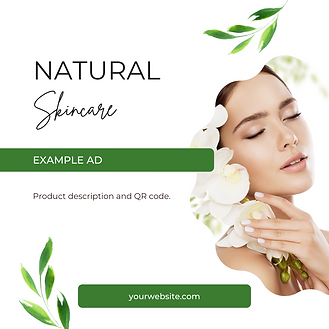 Natural Skincare Instagram Post.png
