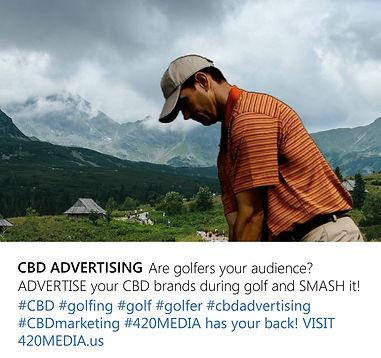 CBD advertising
