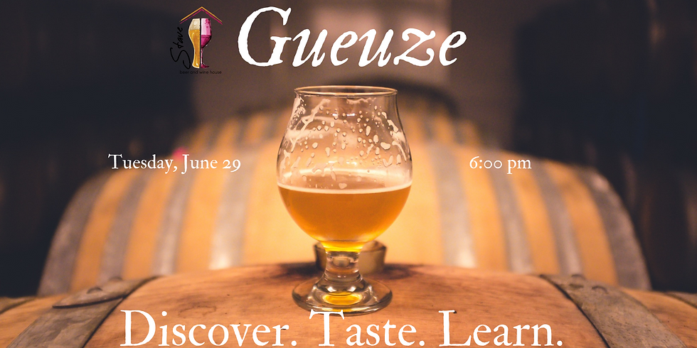 All About Gueuze