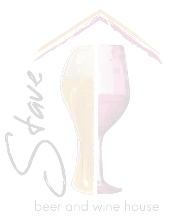 This is our logo for Stave beer and wine house.